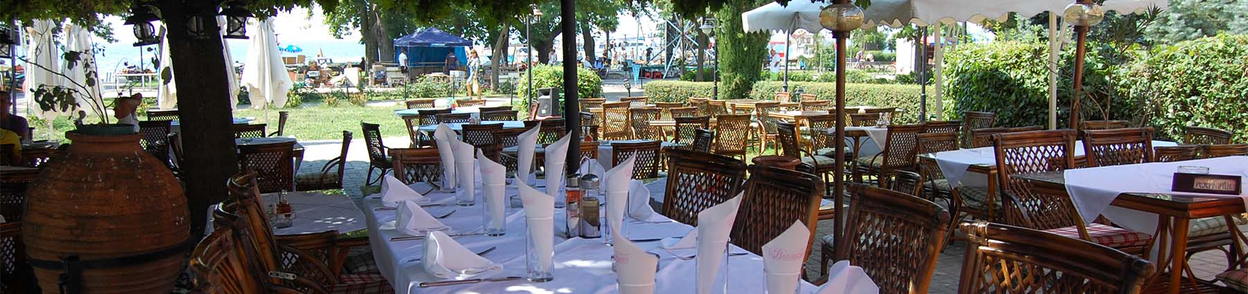 Ресторан Белведере