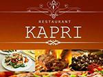 Restaurant Kapri