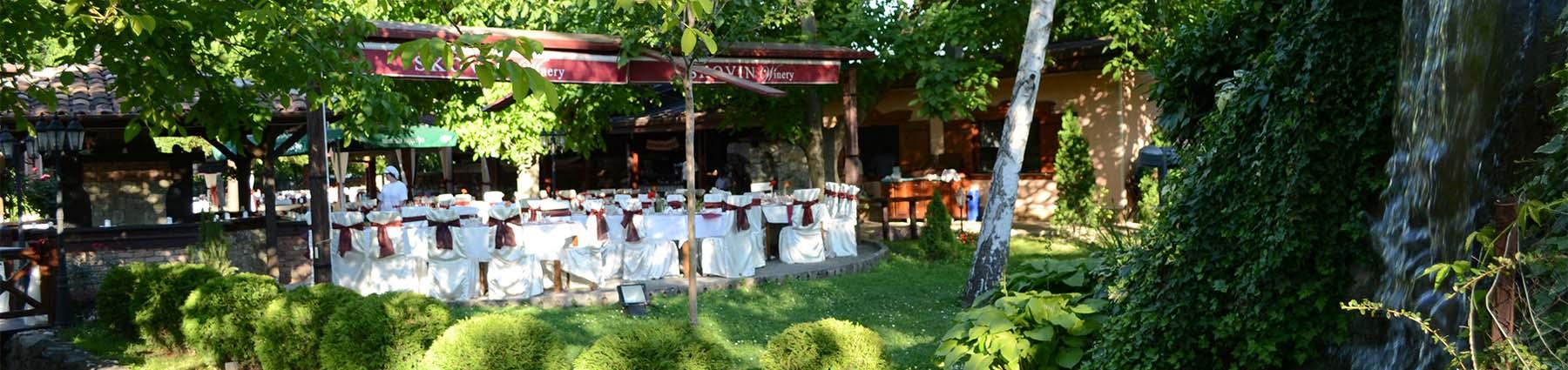 Ресторан Ореов Лад