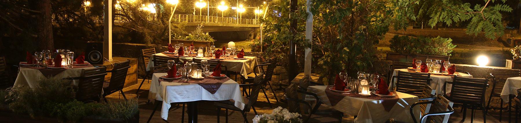 Restaurant Kej