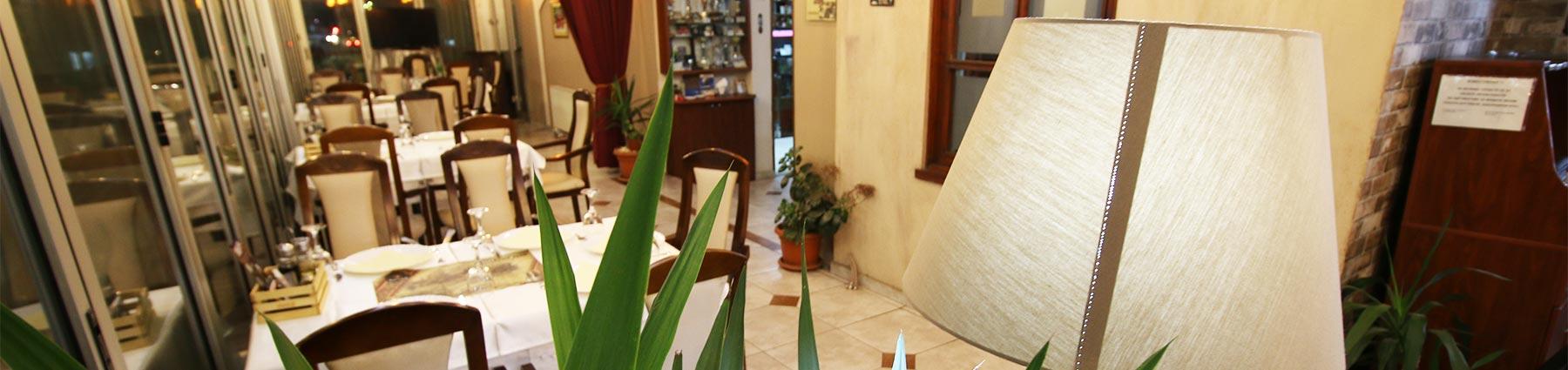 Restaurant  Roma-Parigi