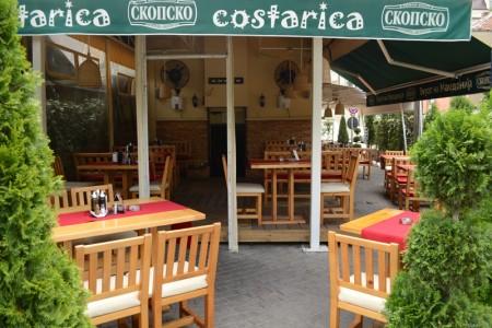 Pizza Kostarika
