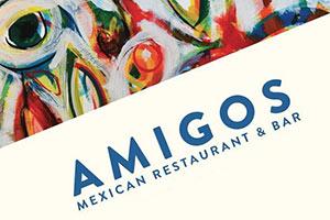 Ресторан Амигос MARGARITA TWISTER 21:00 DJ VUK
