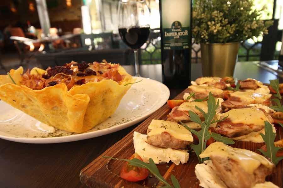 Неодоливи вкусови во La piazza